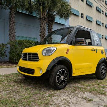 Electric mini cars
