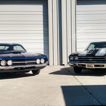 71' Torino Cobra & 69' Chevelle SS