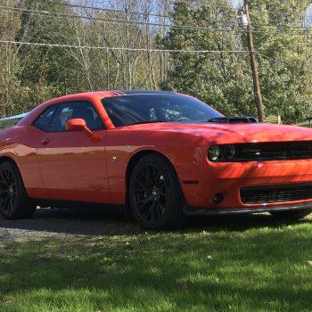 2018 Challenger 392 Shaker.